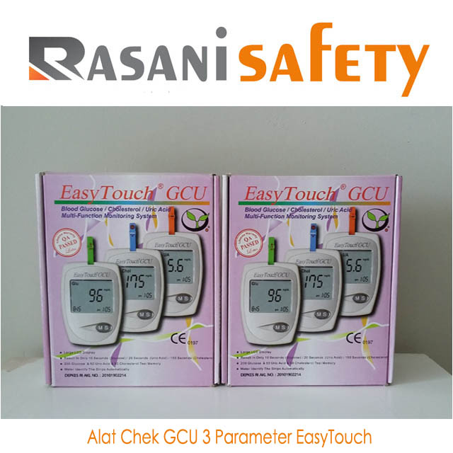 Alat cek GCU 3 Parameter EasyTouch
