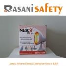 Lampu Infrared Terapi Kesehatan Nesco Bulat