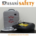 AED Defibrillator Life Point Pro METSIS