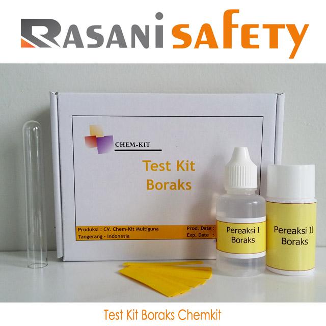 Test Kit Boraks Chemkit, jual test kit boraks chemkit, harga test kit boraks chemkit, gambar test kit boraks chemkit murah, distributor chemkit jakarta, distributor chemkit tangerang selatan