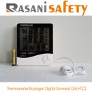 Thermometer Ruangan Digital Xonmed GM-HTC2