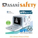 USG 2 Dimensi Khusus Bidan Winsound Win 66 Obstetric