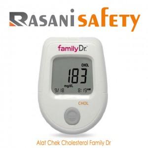 Alat Cek Kolesterol Family Dr