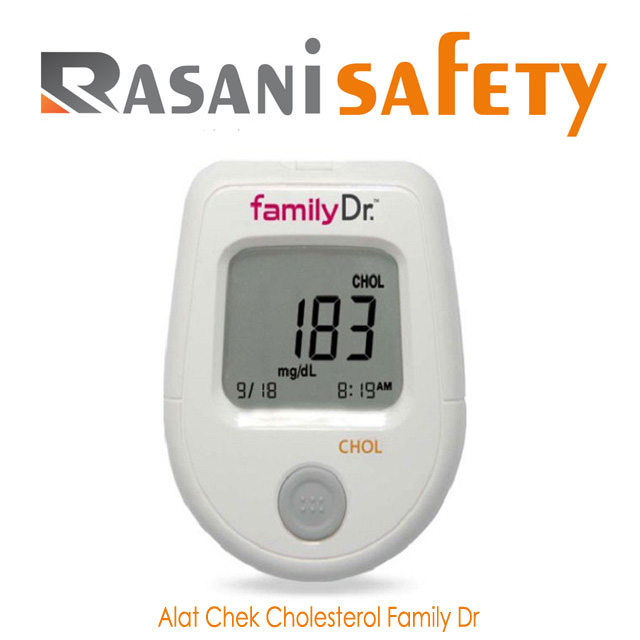 alat cek colesterol family Dr
