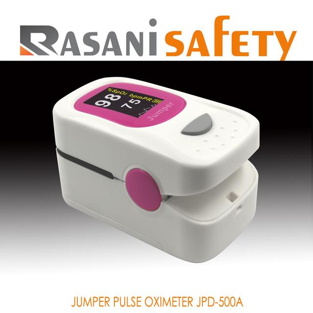 JUMPER PULSE OXIMETER JPD-500A