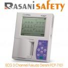 ECG 3 Channel Fukuda Denshi FCP-7101