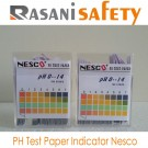 PH Test Paper Indicator Nesco