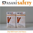 Strip Refill Asam Urat Nesco