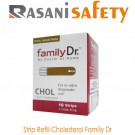 Strip Refill Cholesterol Family Dr