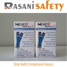 Strip Refill Cholesterol Nesco