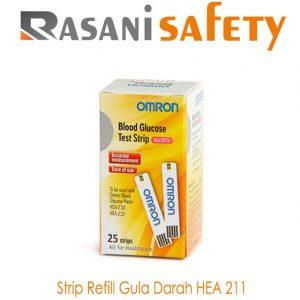Strip Refill Gula Darah Omron HEA 211