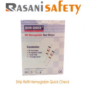 Strip Refill Hemoglobin Quick Check
