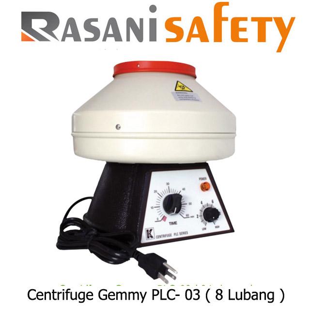 Centrifuge Gemmy Plc 03 8 Lubang