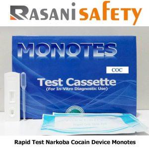 Rapid Test Narkoba Cocain Device Monotes