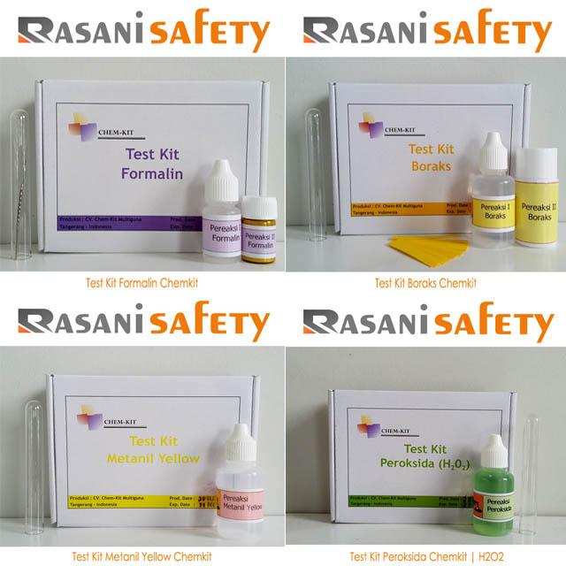 Chemkittes Makanan Murah Akurat Pemeriksaan Keamanan