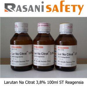 Larutan Na Citrat 3,8% 100ml ST Reagensia