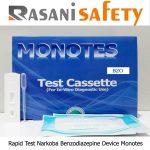 Rapid Test Narkoba Benzodiazepine Device Monotes