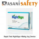 Rapid Test Right Sign HBsAg Ing Device