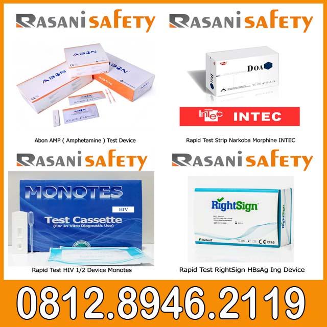 Alat Test Narkoba 6 Parameter, Harga Alat Test Narkoba 6