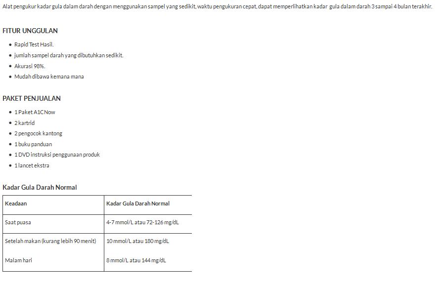 SD A1cCare, Alat Cek Hba1c A1cnow+ Murah, Jual Alat Cek Hba1c A1cnow+, Harga Alat Cek Hba1c A1cnow+, Gambar Alat Cek Hba1c A1cnow+ Murah, Toko Jual Alat Cek Hba1c A1cnow+ Murah Tangerang Selatan, Kadar Hba1c Normal, Pemeriksaan Hba1c Harus Puasa Atau Tidak, Toko Jual Alat Test Kadar Hba1c Darah, Alat Test Kadar Hba1c Darah Murah, Distributot Alat Test Kadar Hba1c Darah, Distributor Alat Cek Hba1c A1cnow+ Jakarta, Alat Cek Hba1c A1cnow+ Murah, Hba1c Test, Hba1c Blood Test, Tujuan Pemeriksaan Hba1c, Hba1c Adalah Pdf, Prosedur Pemeriksaan Hba1c, Kepanjangan Hba1c Adalah, Harga Pemeriksaan Hba1c Di Prodia, Cara Menurunkan Kadar Hba1c, distributor alat pengukur kadar hba1c dalam darah murah, spek alat ukur kadar hba1c dalam darah, spesifikasi alat pengukur kadar hba1c dalam darah, grosir alat tes darah, toko clover a1c care murah, agen alat ukur kadar hba1c dalam darah, harga alat ukur kadar hba1c darah,gambar alat pengukur kadar hba1c dalam darah, jual alat pengukur kadar hba1c darah, jual a1c meter murah