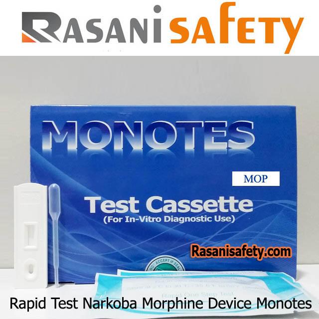 Beli Rapid Test Morphine MOP Heroin Murah Cari Rapid