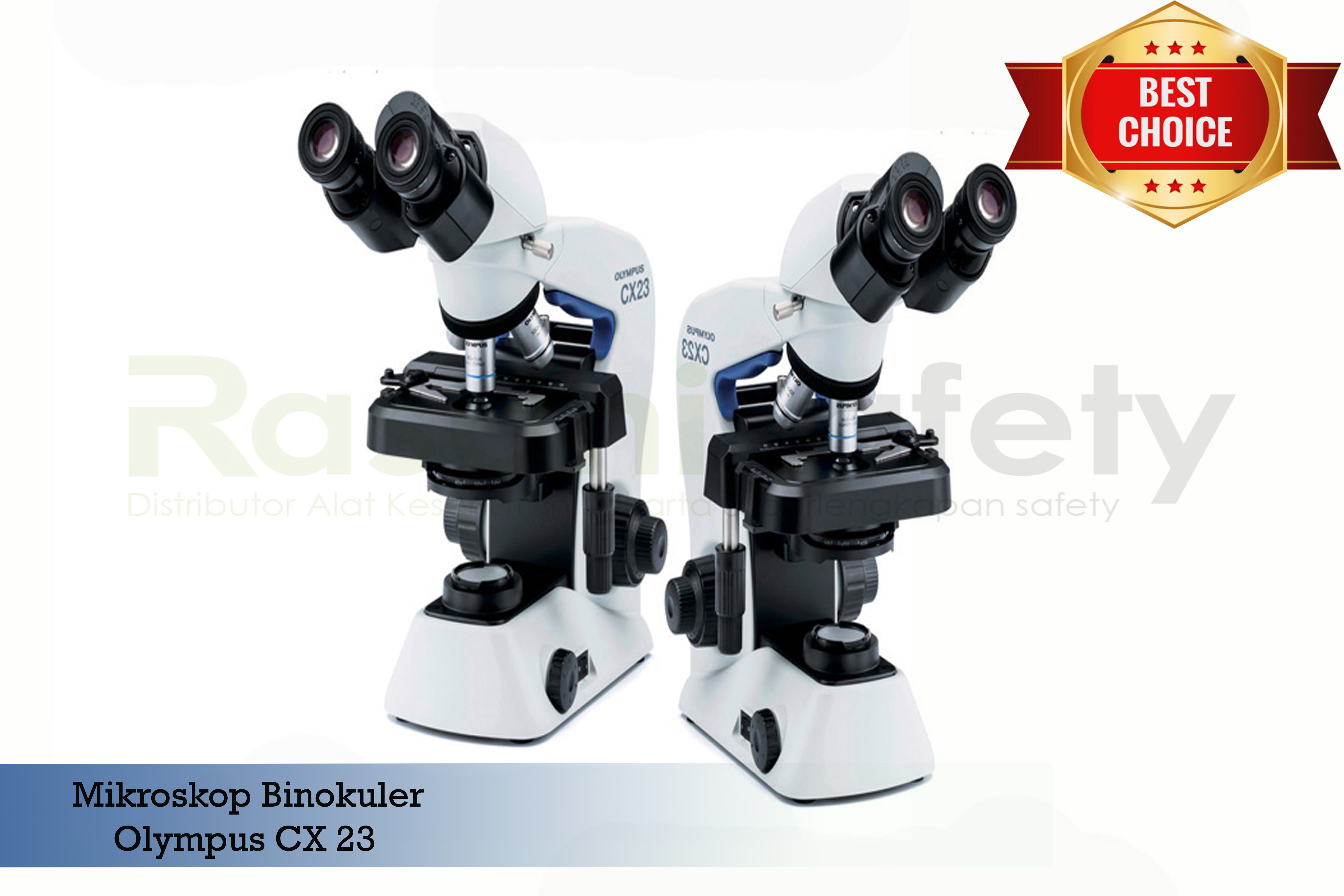 Mikroskop Profesional Murah   Rasani Safety