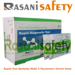 Rapid Test Narkoba Multi 5 Parameter Orient Gene