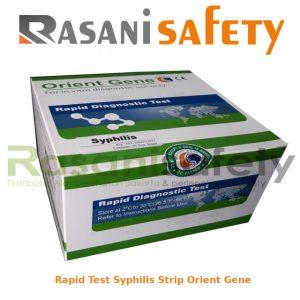 Rapid Test Syphilis Strip Orient Gene