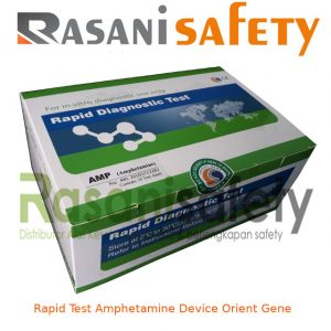 Rapid Test Amphetamine Device Orient Gene