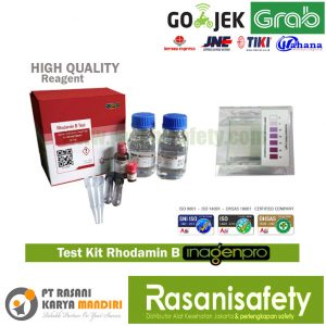 Test Kit Rhodamin B Inagenpro