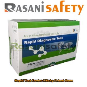 Rapid Test Device HBsAg Orient Gene