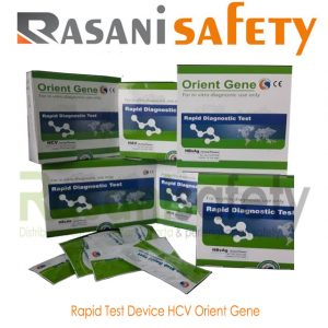 Rapid Test Device HCV Orient Gene