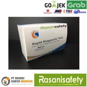 Rapid Orient Gene Multi Drug 5 Parameter Strip Tes Urine Cek Narkoba 5 Panel Isi 50 Test