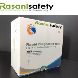 Rapid Test Drugs Orient Gene Strip MET Isi 50 Alat Tes Stick Urine Cek Methamphetamine
