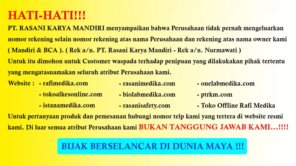 Rasani Safety