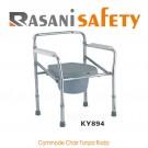 Commode Chair Tanpa Roda Ky894