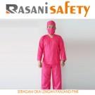 Seragam OKA Lengan Panjang Pink