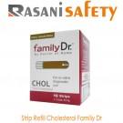 Strip Refill Cholesterol Family Dr
