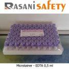 Tabung Microtainer EDTA 0,5 ml