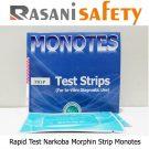 Rapid Test Narkoba Morphin Strip Monotes