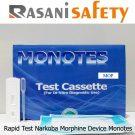 Rapid Test Narkoba Morphine Device Monotes