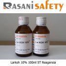 Lar KOH 10% 100ml ST Reagensia