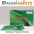 Multidrugs 3 Parameter Monotes