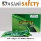 Multidrugs 5 Parameter Monotes