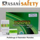 Multidrugs 6 Parameter Monotes