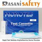 Rapid Test Narkoba Amphethamine Device Monotes