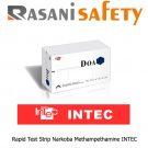 Rapid Test Strip Narkoba Methampethamine INTEC