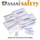 Rapid Test HCV Device Merk ABON