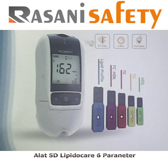 Alat SD Lipidocare 6 Parameter Murah Jual Alat Lipidocare