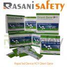 Rapid Test Device HCV Orient Gene